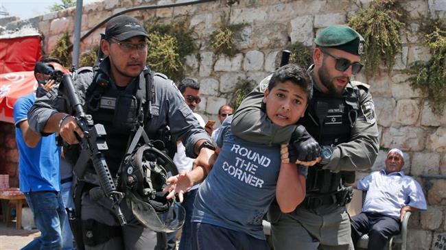 Over 3,000 Palestinian children killed by Israeli regime since 2000