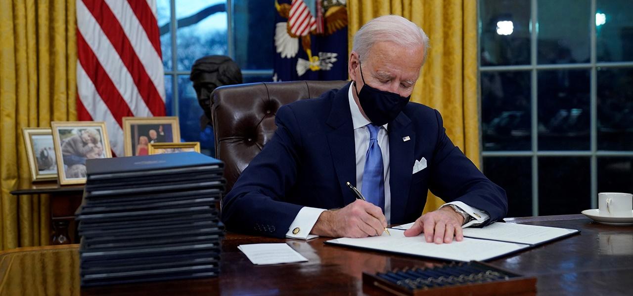 President Joe Biden Announces Acting Federal Agency Leadership