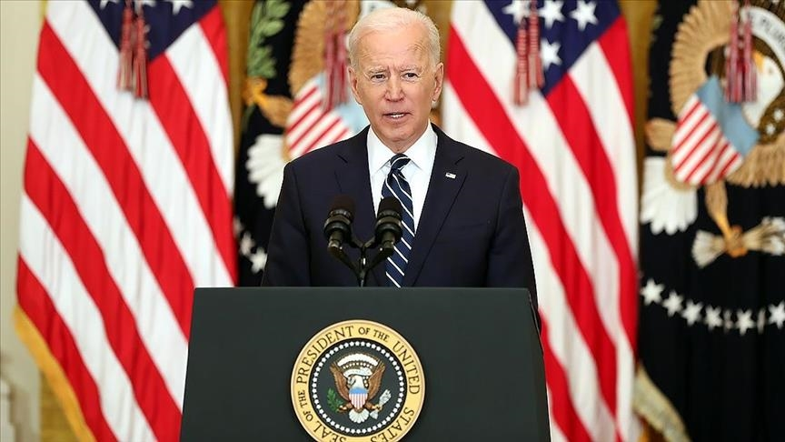 Biden condemns bloodshed in Myanmar