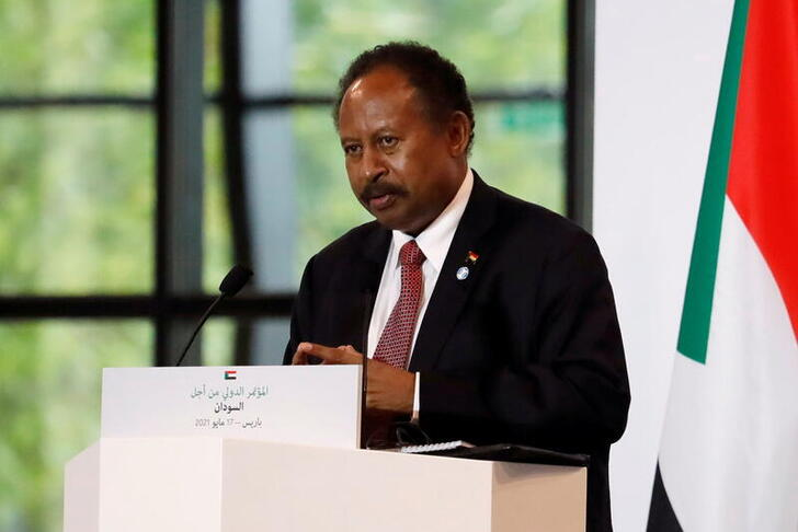 Sudanese PM returns home under tight security