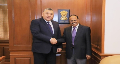 India, Kyrgyzstan hold first strategic dialogue in New Delhi
