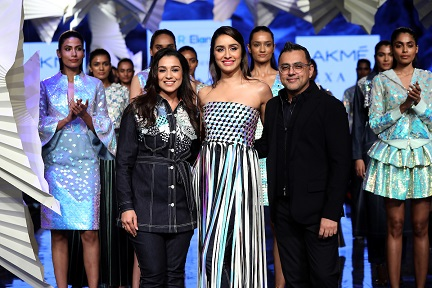 The Spectacular Show By R Elan As Designers Pankaj And Nidhi Bolstered Green Fashion Movement On Day Four At Lakme Fashion Week Sumer Resort 2020 Fast Mail News