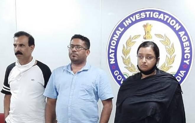 Swapna, Sandeep sent to NIA custody till July 21