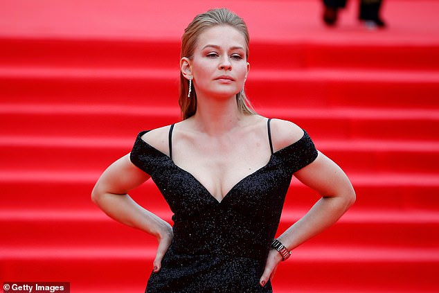 Russian actress Peresild, film director Shipenko to produce feature film in space