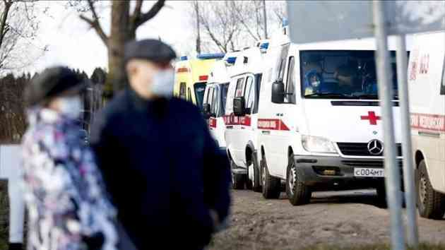 Russia registers 18,368 new cases of Covid-19, 790 deaths in past 24 hours